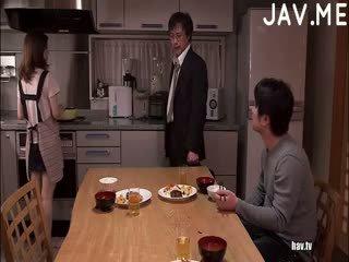 brunetă, japonez, cur
