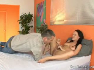 Katie St Ives Lets Her Hubby Watch Her Get Pouned