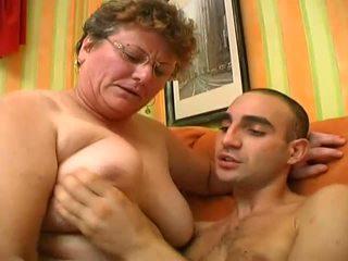محظوظ guy ديك أفضل جنس في له حياة مع جدة