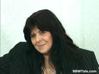 ブラック 髪 成熟した 大きな美しい女性 ふしだらな女 gets 彼女の