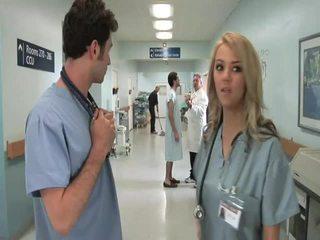 Napalone sleaze parodia szpital pieprzyć filmiki