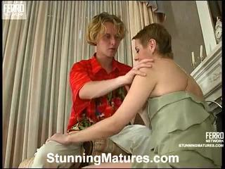 Alice And Adrian Nasty Ma Inside Action