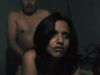 Eerste anaal amateur mexicaans