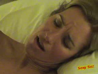 Sweet hot milf mom gets her bald wet pussy fucked hardcore porn