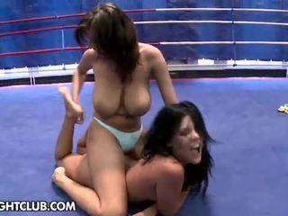 Janelle και madison parker έχω πραγματικά bitchy μέσα τους γυμνός.
