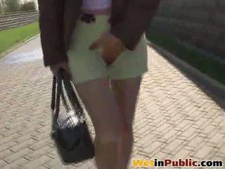 public sex, pissing, outdoor pissing