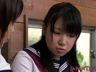 японський, утрьох, азіатський