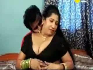인도의 tamil 성숙한 aunty 빌어 먹을 와 그녀의 boyfriend