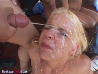 Estremo bukkake gangbang ragazze, gratis tedesco porno video 6b