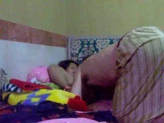 印度尼西亞 女傭 他媽的 同 白 老闆 視頻