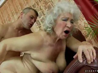 babička, babička, mamičky a boys