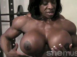 Мулатки female muscle