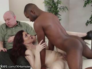 Jessica ryan has incredible bbc cornudo sexo: gratis porno b4