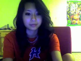 Asian Teen Flashes me on Omegle
