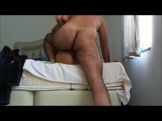 Turkish amateur couple fucking on cam Video