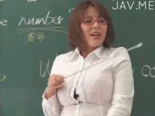 college, japanse, groepsseks