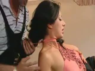 Perancis seksi mama kacau oleh two guys video