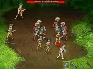 Amazon island 3 satikt un jāšanās