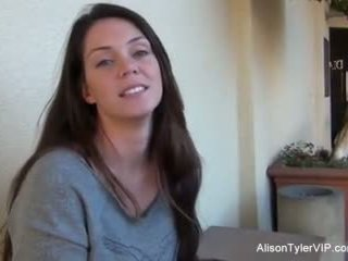 Alison tyler gets breast implants