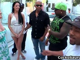 hardcore sex, kova vittu, gang bang