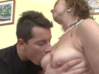Taboo Sex with Mom and Not Her Son, Free Porn ab
