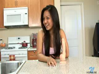 Filipino Teen Beauty Lana Violet