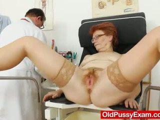 gjyshe, vaginë, mjek