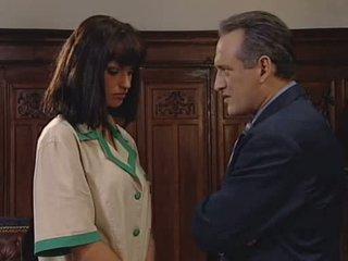 Anita szőke seduces neki főnök videó