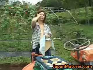 Chisato shouda 亚洲人 成熟 小鸡 gets part6