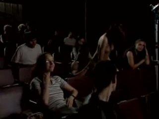 Seks in publiek bioscoop