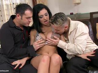 hardcore sex, безплатно двойно проникване пълен, гледайте групов секс който и да е