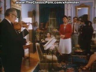 Klasika porno ar retro dāmas