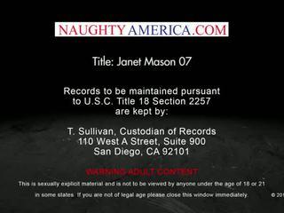 Redheaded mqmf janet mason seduces su son's joven amigo - traviesa america