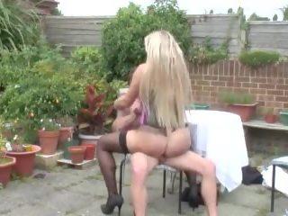 Seks op backyard met mam en zoon, gratis hd porno bf
