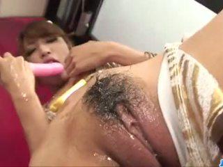 Diildo sensations untuk curvy bokong asianaya sakuraba