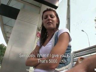 Eng tschechisch mädchen petra gefickt für geld