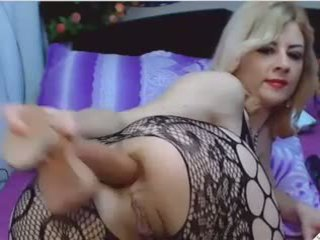 blondes, sex toys, gaping