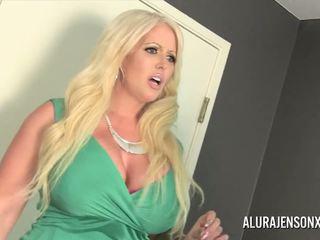 cumshots, blondinen, große brüste