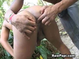 Papi Taut Backdoor Fingering And Deep Bareback