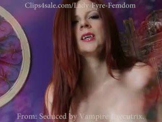 Vampīrs succubus executrix sampler part1 līdz dāma fyre