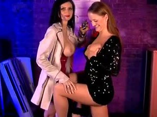 Lilly Roma and Victoria Roberts in the...