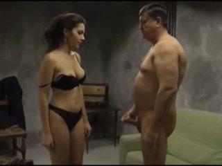 γεμάτος μελαχροινή, ποιότητα στοματικό σεξ, παρακολουθείστε κολπική sex κάθε