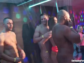Seductive Party Hoes Fuck In Sex Orgy