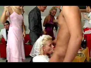 Svatba orgie video