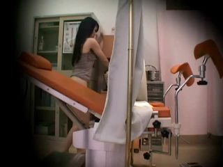Gynecologist छिपा हुआ spycam