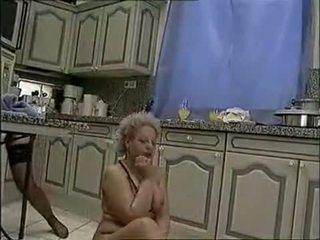 piss, lesben, grannies