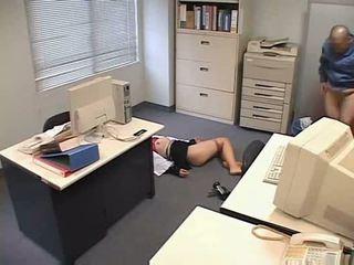 Molested сплячий офіс леді