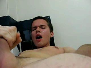Sperma tovább én saját arc videó