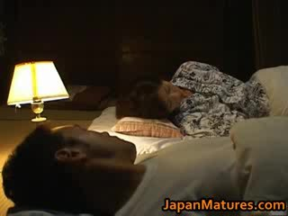 Chisato shouda impressionante matura giapponese
