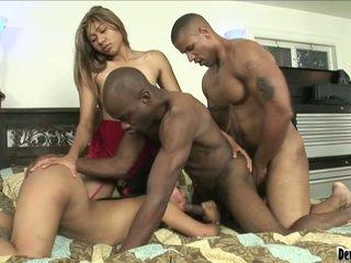 nhóm quan hệ tình dục, bisex, blowjob